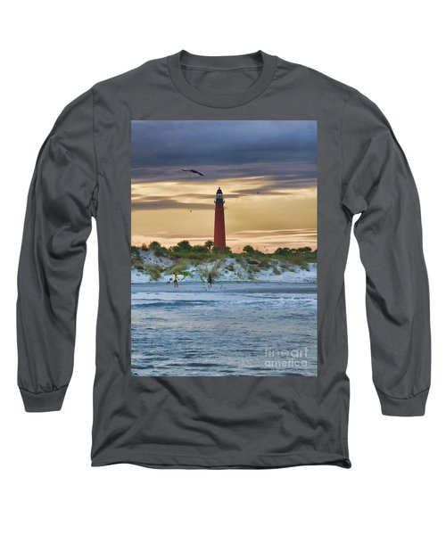 Early Evening Sky Long Sleeve T-Shirt