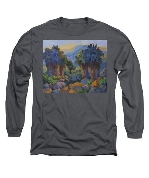 Early Light Indian Canyon Long Sleeve T-Shirt