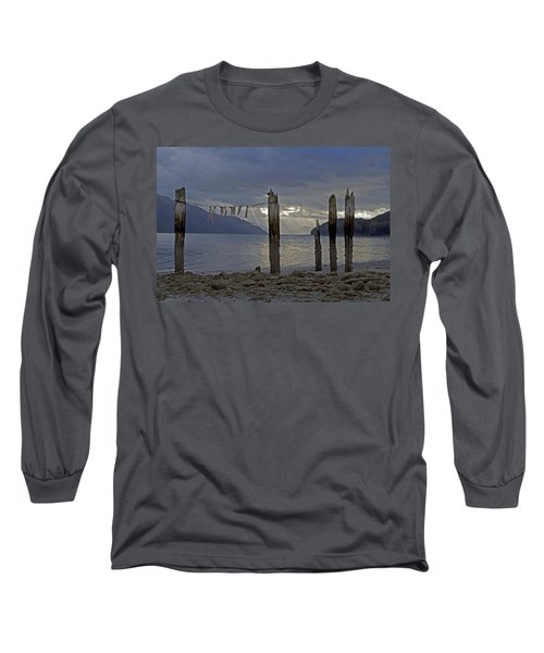 Early Morning Long Sleeve T-Shirt by Cathy Mahnke