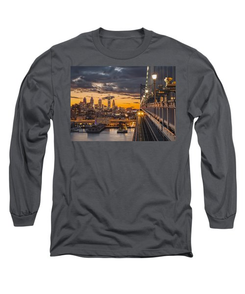 Eastbound Encounter Long Sleeve T-Shirt