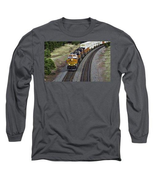Eastbound Freight Long Sleeve T-Shirt