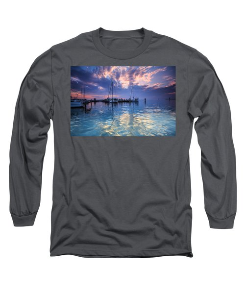 Eastport Sunrise Long Sleeve T-Shirt