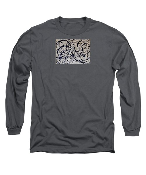 Ebb And Flow Long Sleeve T-Shirt by Susan Williams
