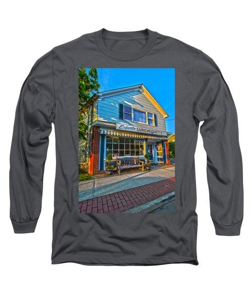 Eckarts Luncheonette Long Sleeve T-Shirt