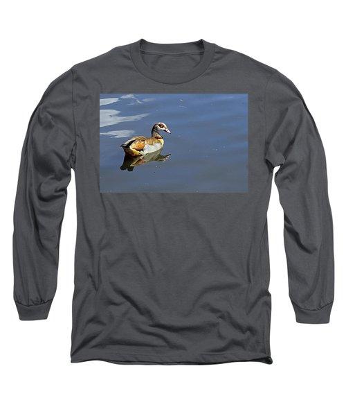 Egyptian Goose Long Sleeve T-Shirt