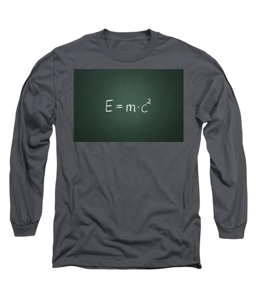 Einsteins Formula Long Sleeve T-Shirt