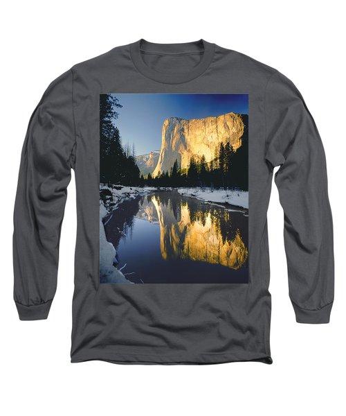 2m6542-el Cap Reflect Long Sleeve T-Shirt