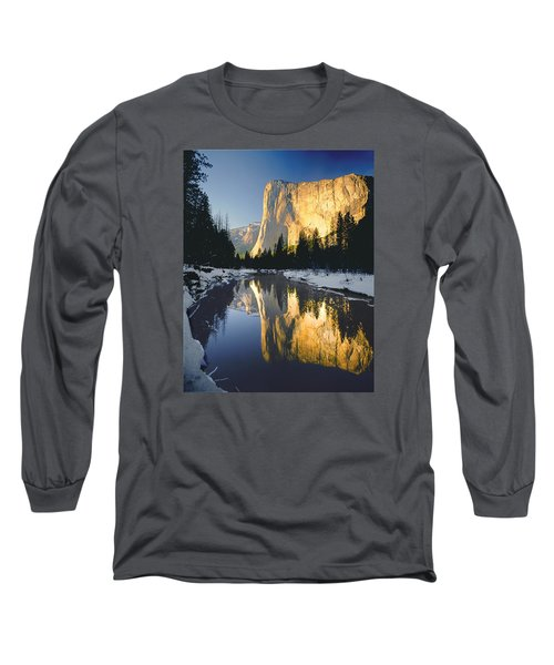 2m6542-el Cap Reflect Long Sleeve T-Shirt