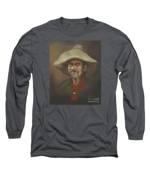 El Mestizo Long Sleeve T-Shirt