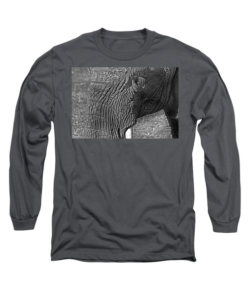 Elephant.. Dont Cry Long Sleeve T-Shirt
