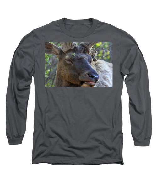 Elk Chuckle Long Sleeve T-Shirt