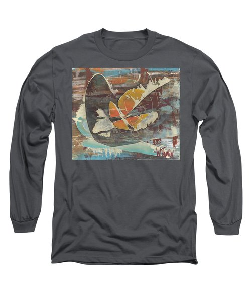 'emerge' Long Sleeve T-Shirt