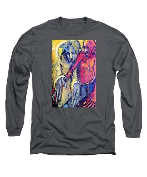 Emergence Of God The Father Long Sleeve T-Shirt