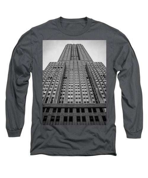 Empire State Of Mind Long Sleeve T-Shirt