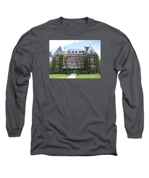 Empressed By Royalty Long Sleeve T-Shirt