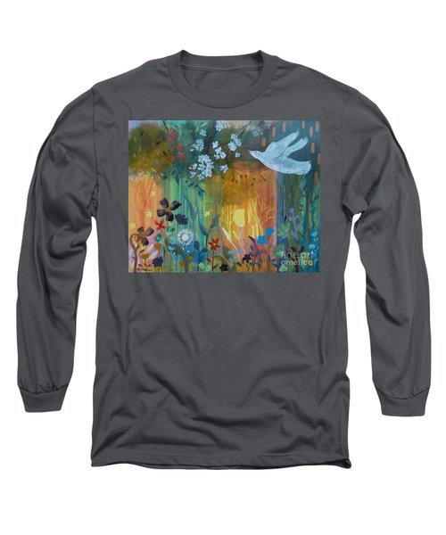 Encantador Long Sleeve T-Shirt by Robin Maria Pedrero