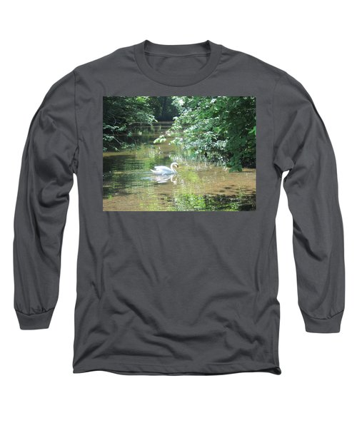 Long Sleeve T-Shirt featuring the photograph Enchantment by Pema Hou