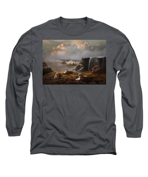 Endangered Long Sleeve T-Shirt