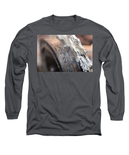 Enigma Rotor Long Sleeve T-Shirt