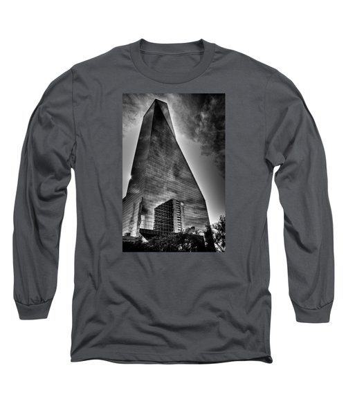Enormous Long Sleeve T-Shirt by Mark Alder