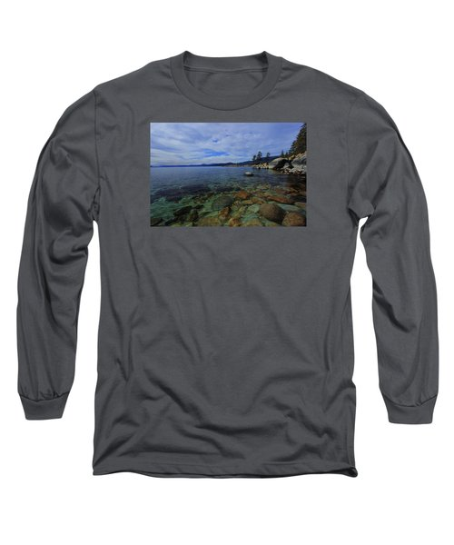 Long Sleeve T-Shirt featuring the photograph Enter Willingly  by Sean Sarsfield