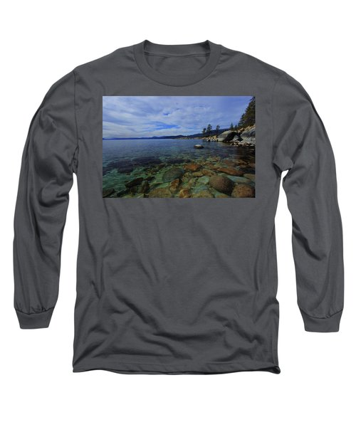 Enter Willingly  Long Sleeve T-Shirt