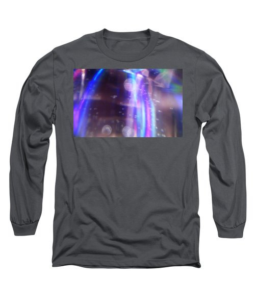 Long Sleeve T-Shirt featuring the photograph Enterprise Approaching by Martin Howard