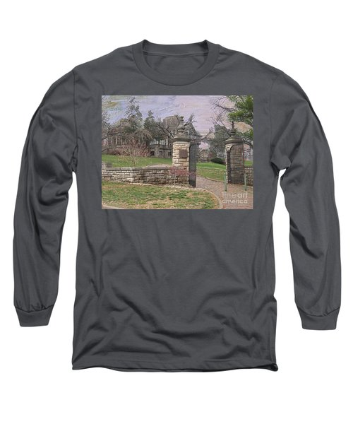 Epperson House House On The Hill Long Sleeve T-Shirt
