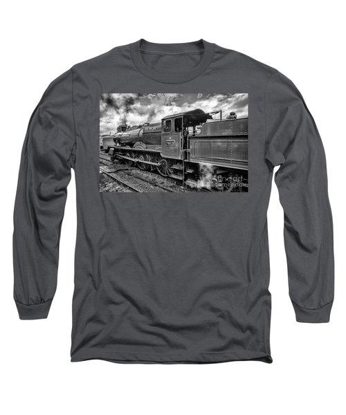 Erlestoke Manor V2 Long Sleeve T-Shirt