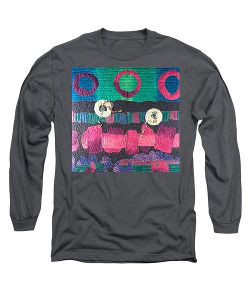 Essential Circles Long Sleeve T-Shirt