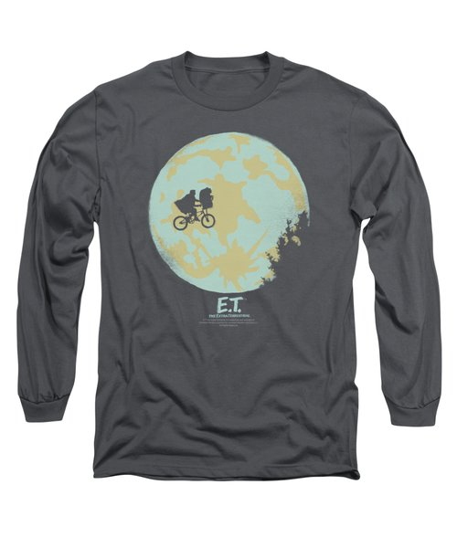 Et - In The Moon Long Sleeve T-Shirt by Brand A