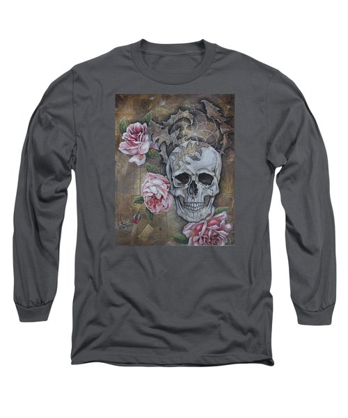 Eternal Long Sleeve T-Shirt by Sheri Howe