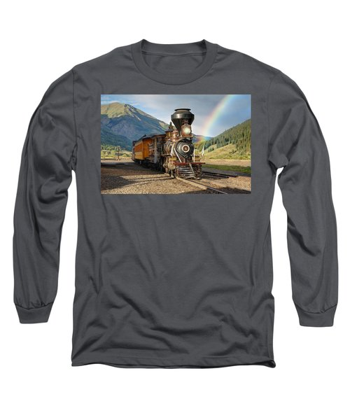 Eureka Rainbow Long Sleeve T-Shirt