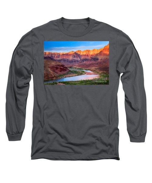 Evening At Cardenas Long Sleeve T-Shirt