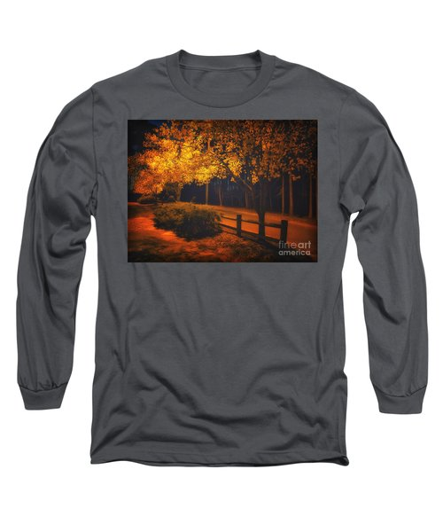 Evening Glow Long Sleeve T-Shirt
