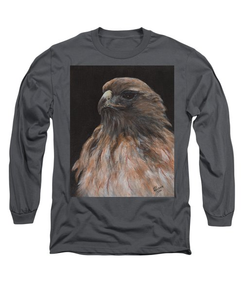 Ever Vigilant Long Sleeve T-Shirt by Lee Beuther