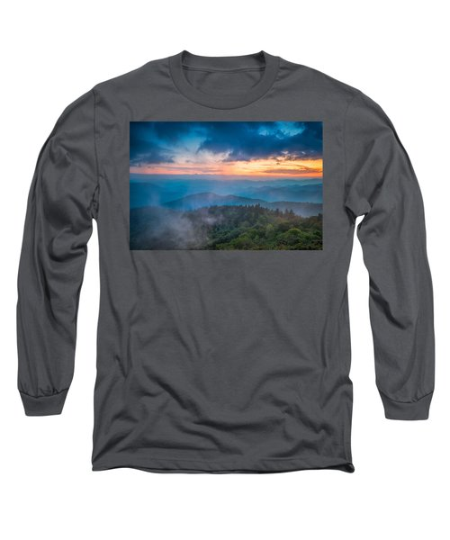 Exhale Long Sleeve T-Shirt