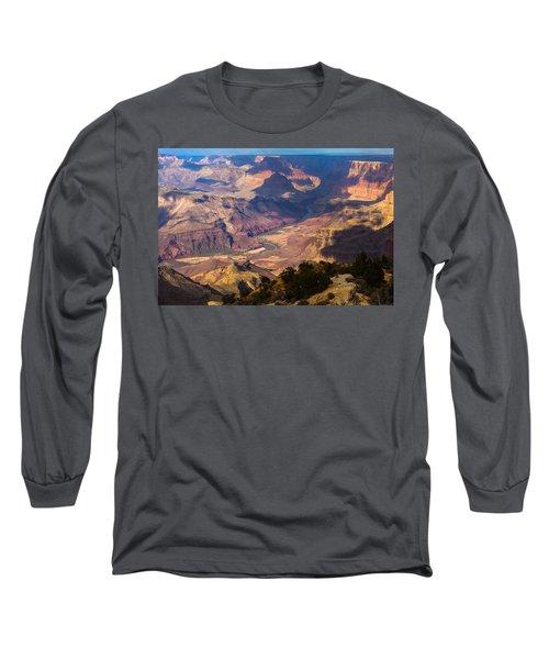 Expanse At Desert View Long Sleeve T-Shirt