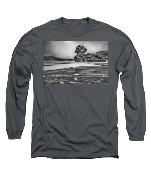 Exposed To Wind And Weather Long Sleeve T-Shirt