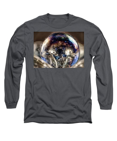 Long Sleeve T-Shirt featuring the photograph Eyes Of The Imagination by Omaste Witkowski