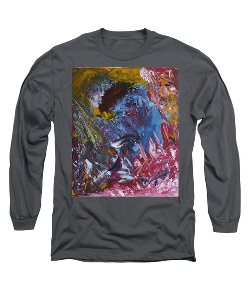 Facing Demons Long Sleeve T-Shirt