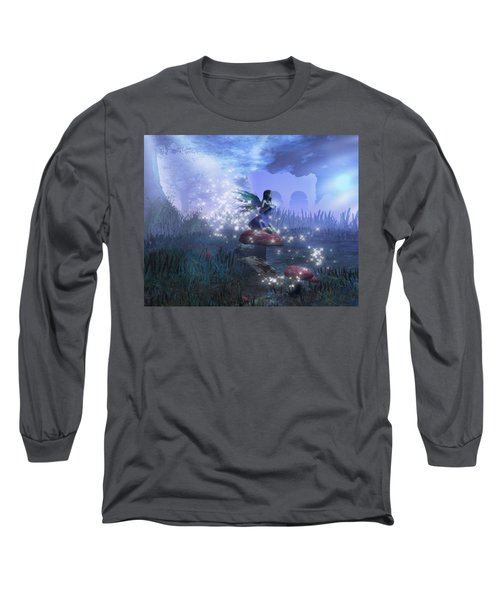 Faerie Long Sleeve T-Shirt