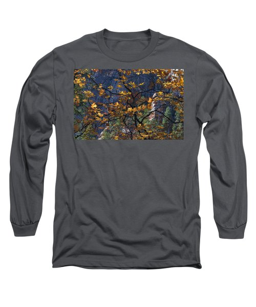 West Fork Tapestry Long Sleeve T-Shirt
