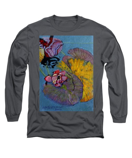 Fall Lily Long Sleeve T-Shirt
