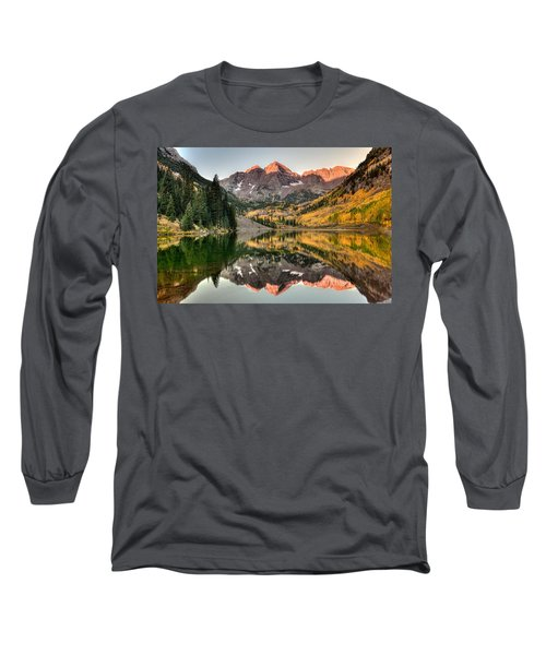 Fall N Reflections Long Sleeve T-Shirt