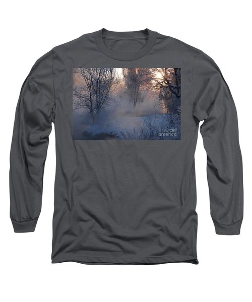 Fall River Steam Long Sleeve T-Shirt