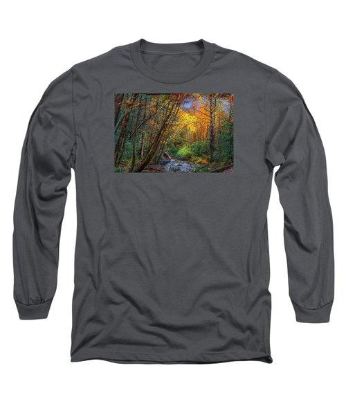 Fall Solitude Long Sleeve T-Shirt