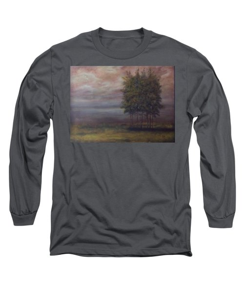 Family Of Trees Long Sleeve T-Shirt