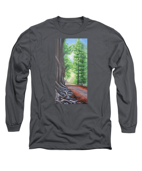 Faraway Long Sleeve T-Shirt by Jane  See