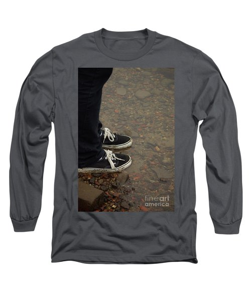 Fashion Meets Nature Long Sleeve T-Shirt